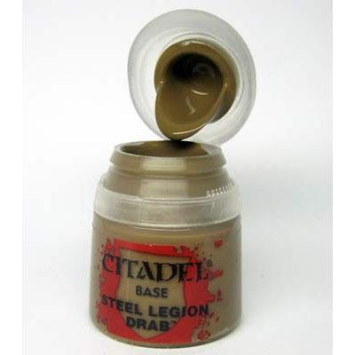 Collector-Info: 99189950017 (21-17) Citadel Base Steel ...